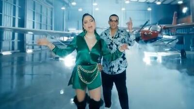 'Buena vida', el tema de Daddy Yankee y Natti Natasha para La Piloto 2, conquista YouTube en pocas horas