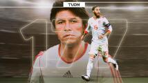 Sergio Ramos iguala al 'Emperador' Claudio Suárez con récord en Selección