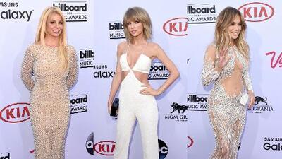 Los mejor y peor vestidos de la alfombra de los Billboard Music Awards