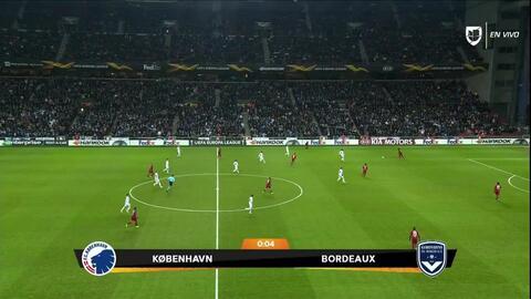 Highlights: Bordeaux at FC København on December 13, 2018