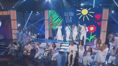Teletón USA: 28 horas de transmisión ininterrumpida por los niños en condición de discapacidad del país