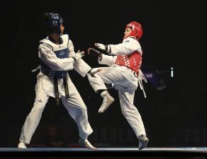 Las claves de la tercera medalla de María Espinoza en el Mundial de Taekwondo