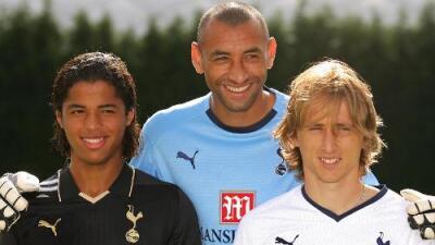 Tottenham, el vestidor que unió el talento de Modric, Giovani y Corluka