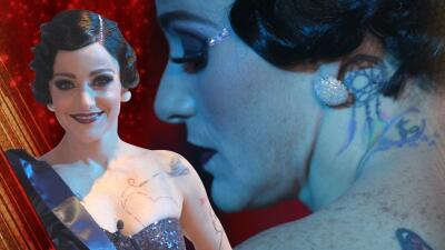 Lo que hay detrás de los tatuajes de Lola Cortés