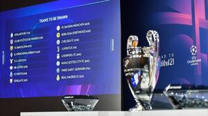 Horarios y fechas de los Octavos de Final de la Champions League