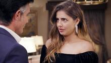 Frente a Mateo, Leonel le pidió a Valeria que sea su esposa