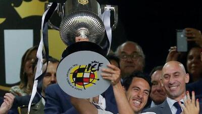 Recuento de las ocho Copas del Rey que ha ganado Valencia