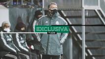 """Moreno: """"Tata da confianza al futbolista mexicano"""""""