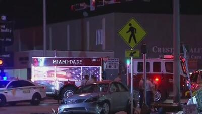 Un niño de 7 años pierde la vida en un aparatoso accidente en el suroeste de Miami-Dade