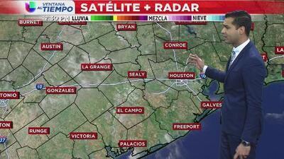 Ventana al Tiempo: Cielos despejados con posibilidad de lluvias aisladas este martes en Houston