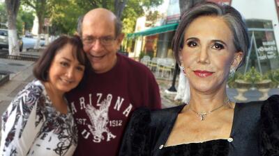 Dejó atrás los viejos pleitos: Florinda Meza da el pésame a 'La Chilindrina' por la muerte de su esposo