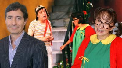 Hijo de 'Chespirito' no descarta que 'La Chilindrina' participe en la bioserie de su padre y le manda un mensaje