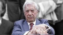 Vargas Llosa sale del hospital con el glúteo izquierdo lastimado y un trauma en el cráneo