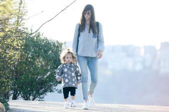 ¡Qué estilazo! El hijo de Justin Timberlake y Jessica Biel pasea por Nueva York