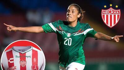 Necaxa rendirá homenaje a deportistas mexicanas