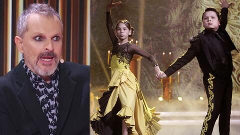 Miguel Bosé vuelve a su tierra y recuerda a su papá gracias a este baile