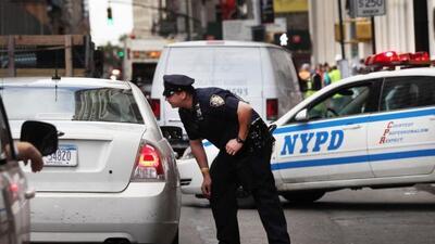 Máxima Seguridad: La Policía de Nueva York copa las calles ante amenaza terrorista