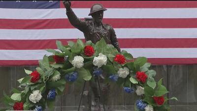Chicago honró la memoria de veteranos en su día