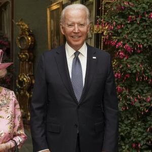 El polémico comentario de Joe Biden sobre la reina Isabel II