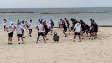 Destacan juegos de integración en pretemporada de Tigres