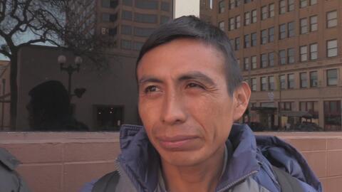 Inmigrantes fueron liberados de centros de detención y se reúnen con sus familias en San Antonio