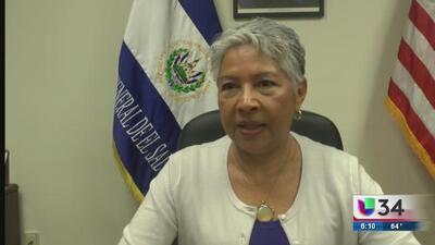 Consulado de El Salvador en Atlanta se prepara en caso de la no renovación del TPS