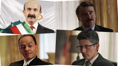 The presidents of Mexico and their agreements with drug-lords in 'El Chapo'