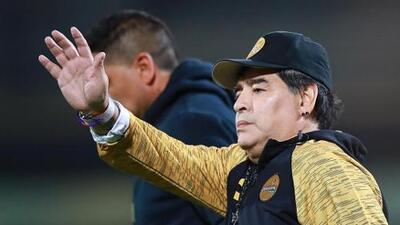 ¿Adiós Dorados? Maradona advierte que volverá a Boca Juniors