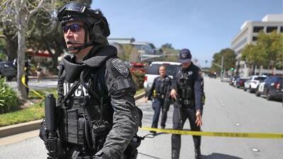 """""""¡Vengan por mí!"""", gritaba la atacante que disparó a tres personas en la sede de YouTube"""