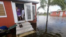 ¿Qué hago si mi casa se inunda?