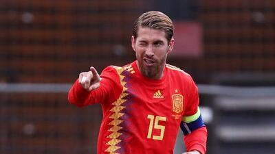 Sergio Ramos, el más ganador del mundo con una selección