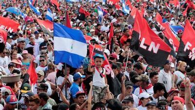 Se conmemoran 40 años de la Revolución Sandinista, la cual envío a miles de nicaragüenses a vivir en patria ajena
