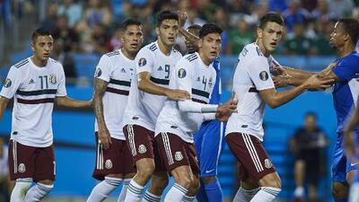 ¿Posible Talón de Aquiles en el Tri? México ganó ante Martinica, pero exhibió algunas debilidades