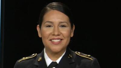 El testimonio de una madre que también es sargento en el Ejército de EEUU