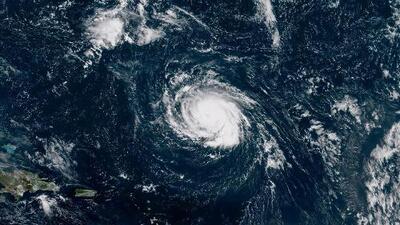 El huracán Florence se acerca amenazante a varios estados de la costa este de EEUU