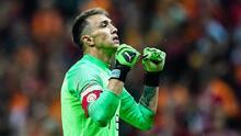 "Muslera promete: ""Vamos a dar pelea en la Champions League"""