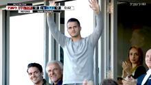 Sebastian Giovinco presente en el juego de Toronto FC ante San Jose Earthquakes