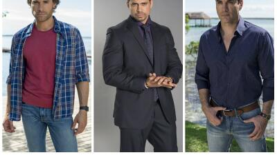 """Estos 3 galanes llegarán para enamorarte en """"Tres Veces Ana"""""""