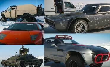 Fuerza y potencia: estos son los autos de The Fate of the Furious