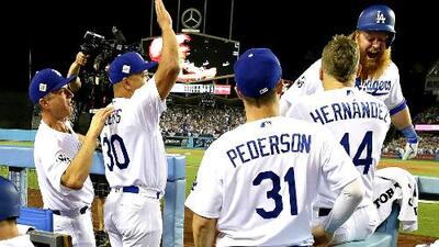 Los Dodgers muestran su mejor versión para ganar el Juego 1 de la Serie Mundial ante los Astros
