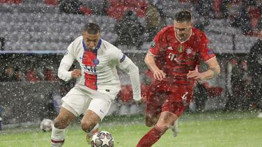 """Mbappé tras doblete al Bayern: """"Me gusta ser decisivo"""""""