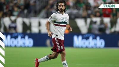Pizarro, el favorito del 'Tata' Martino en México