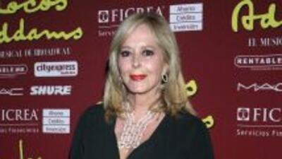 La actriz Margarita Gralia está hospitalizada