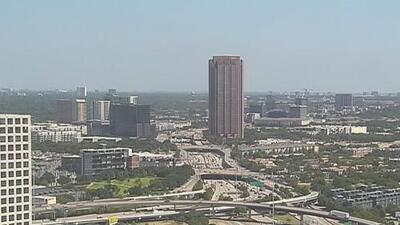 Dallas permanecerá bajo aviso por calor intenso durante la tarde de este lunes