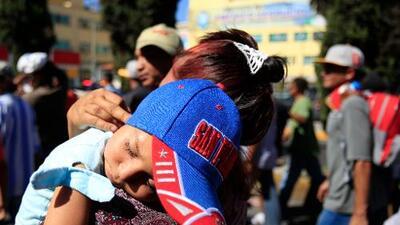 Critican a Trump por cambiar la política de asilo en la frontera sur
