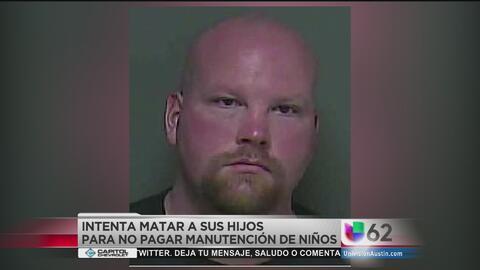 Un hombre de Odessa, Texas intenta matar a sus hijos para dejar de pagar su manutención