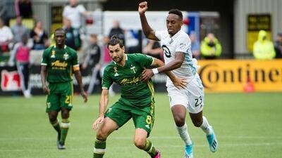 Portland Timbers recuperaría un 'arma letal' de cara a su duelo ante Real Salt Lake