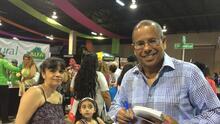 Univision Radio compartiendo con nuestro público en Familia y Hogar Expo.