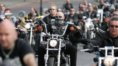 Cumplen 70 años los Hells Angels, la pandilla de motos que ayudó a 'El Chapo' a extender su dominio en EEUU