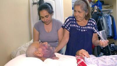 Detenida la mujer que presuntamente atacó con un ladrillo a un mexicano de 92 años